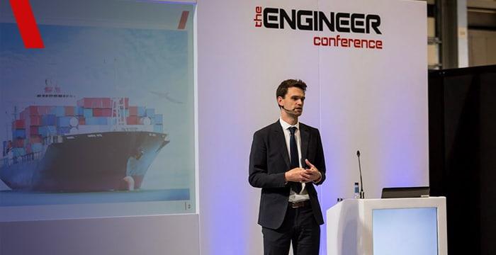 Vendigital deliver keynote at Engineer Expo