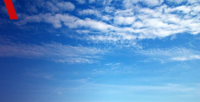A breathe of fresh air?