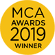 MCA Awards 2019 logo