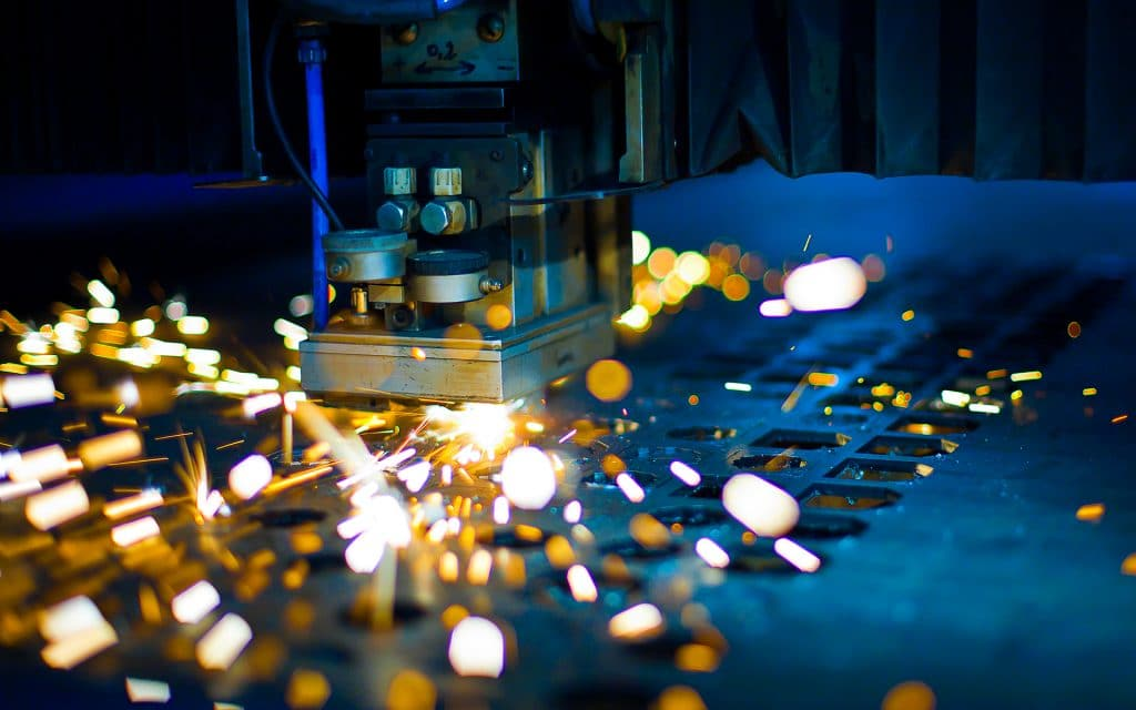 Aerospace and Defence Consultant laser cutting