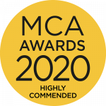 MCA 2020 Highly Commended